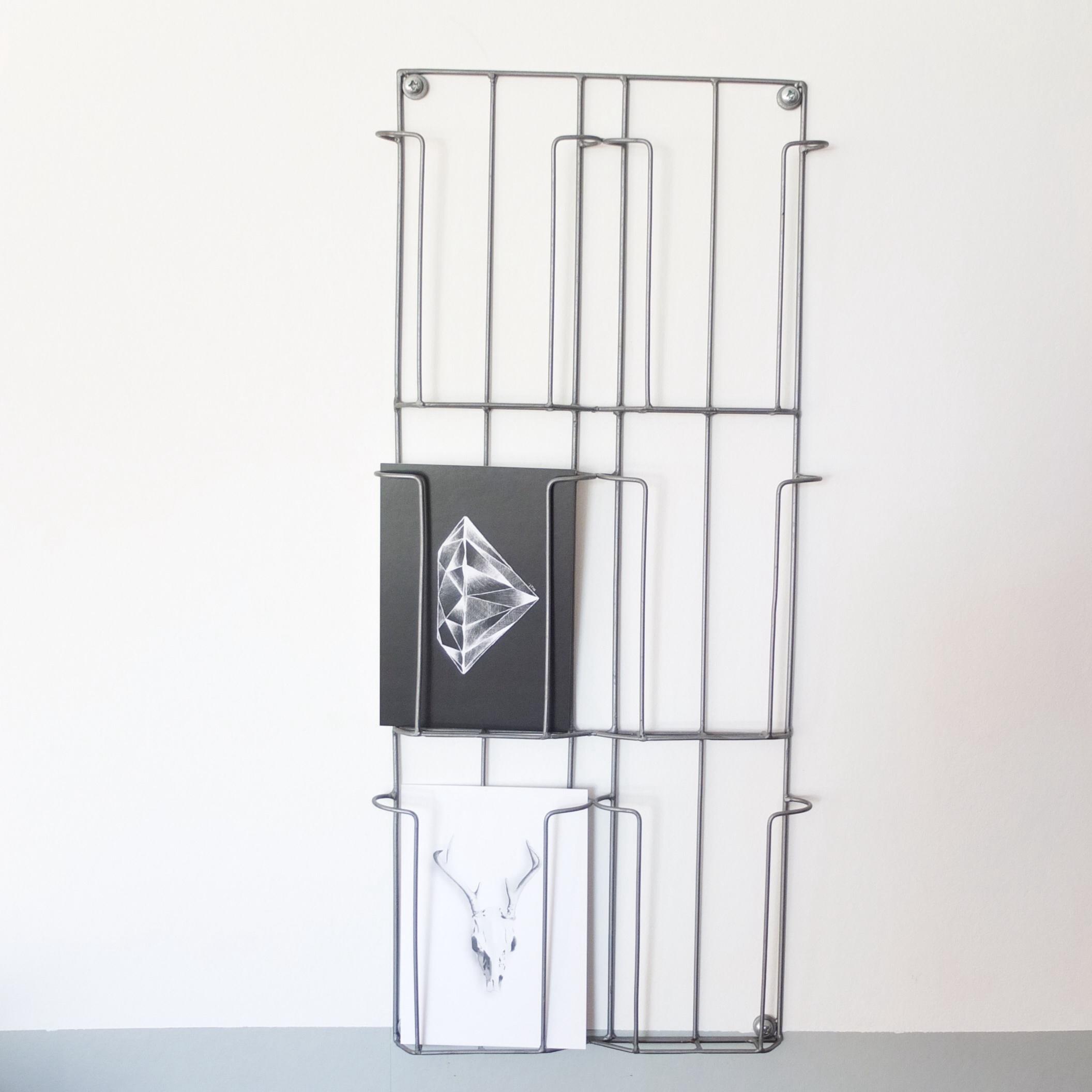 porte cartes mural vintage magic. Black Bedroom Furniture Sets. Home Design Ideas