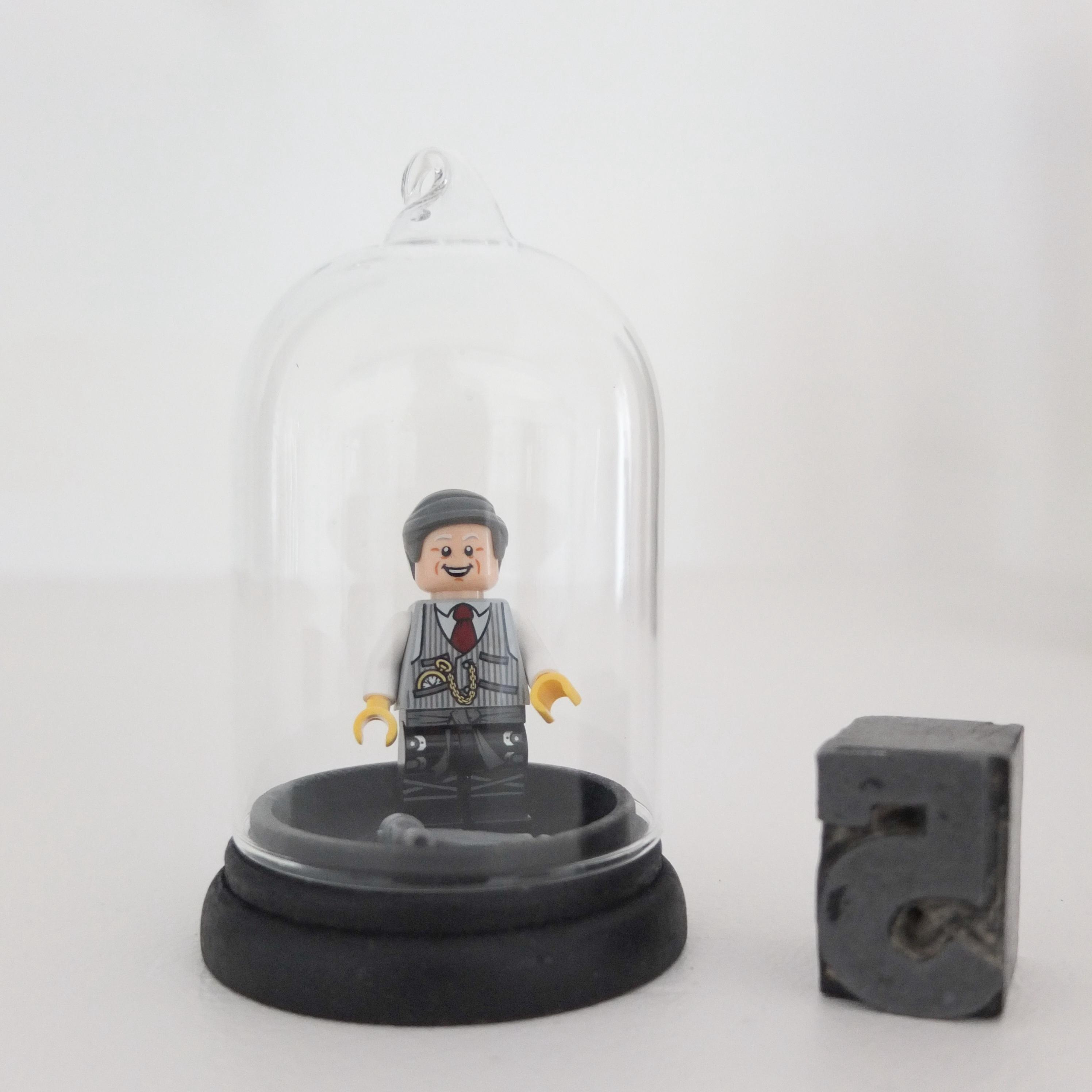 le petit globe en verre vintage magic. Black Bedroom Furniture Sets. Home Design Ideas